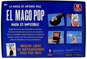 Juegos de magia para niños y niñas | La magia de Antonio Díaz. El Mago Pop | A partir de 8 años