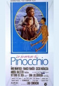 Las aventuras de Pinocho | Le avventure di Pinocchio | 1972 | Miniserie de TV