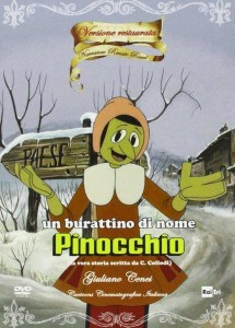 Las fantasías de Pinocho | Un burattino di nome Pinocchio | 1972