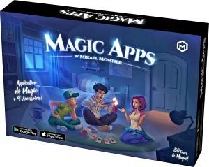 Juegos de magia para niños y niñas | Magic Apps by Mikael Montier (80 trucos) | A partir de 7 años