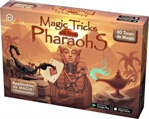 Juegos de magia para niños y niñas | Magic Tricks of The Pharaohs (80 trucos) | A partir de 7 años