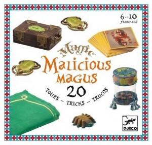 Juegos de magia para niños y niñas | Malicious Magus | A partir de 6 años