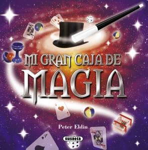Libros de magia infantil, para niños y adultos | Mi gran caja de magia | A partir de 8 años | 48 páginas