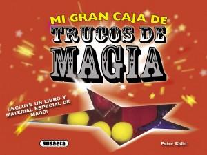 Libros de magia infantil, para niños y adultos | Mi gran caja de trucos de magia | A partir de 9 años | 64 páginas
