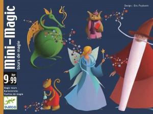 Juegos de magia para niños y niñas | Mini Magic. Juego de magia con cartas | A partir de 9 años