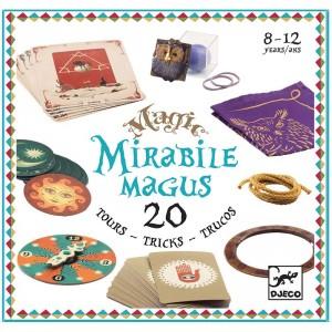 Juegos de magia para niños y niñas | Mirabile Magus | A partir de 8 años