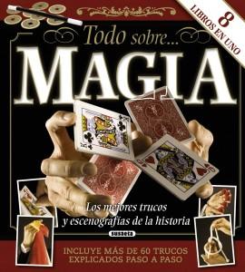 Libros de magia infantil, para niños y adultos | Todo sobre magia | A partir de 10 años | 192 páginas
