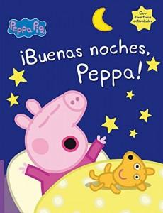 Juguetes y cuentos de Peppa Pig | ¡Buenas noches, Peppa! | A partir de 4 años | 40 páginas