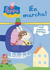 Juguetes y cuentos de Peppa Pig | ¡En marcha! | A partir de 4 años | 16 páginas