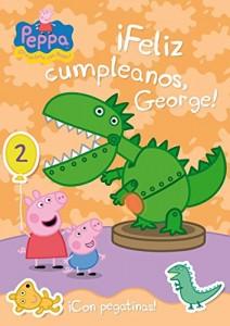 Juguetes y cuentos de Peppa Pig | ¡Feliz cumpleaños George! | A partir de 4 años | 16 páginas