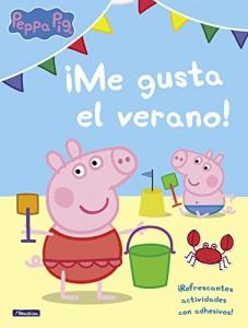 Juguetes y cuentos de Peppa Pig | ¡Me gusta el verano! | A partir de 4 años | 16 páginas