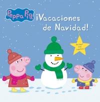 Juguetes y cuentos de Peppa Pig | ¡Vacaciones de Navidad! | A partir de 4 años | 24 páginas