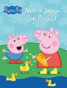 Juguetes y cuentos de Peppa Pig | ¡Ven a jugar con Peppa! | A partir de 4 años | 16 páginas