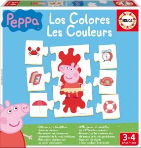 Juguetes y cuentos de Peppa Pig | Aprendo… los colores | De 3 a 4 años