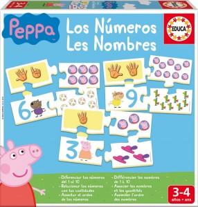 Juguetes y cuentos de Peppa Pig | Aprendo… los números | De 3 a 4 años