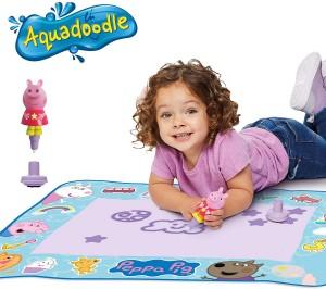 Juguetes y cuentos de Peppa Pig | Aquadoodle Peppa Pig | A partir de 3 años