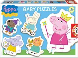 Juguetes y cuentos de Peppa Pig | Baby puzzles Peppa Pig | De 2 a 4 años