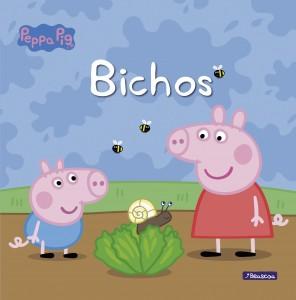 Juguetes y cuentos de Peppa Pig | Bichos | A partir de 4 años | 24 páginas