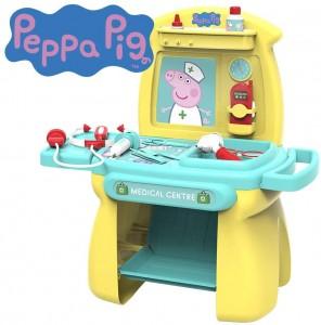 Juguetes y cuentos de Peppa Pig | Centro médico de juguete | A partir de 3 años