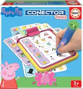 Juguetes y cuentos de Peppa Pig | Conector junior Peppa Pig | De 3 a 5 años