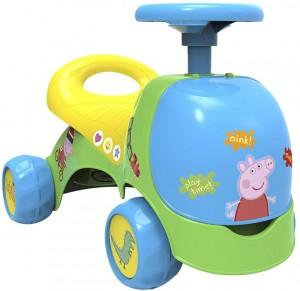 Juguetes y cuentos de Peppa Pig | Correpasillos y andador | A partir de 10 meses