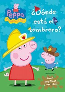 Juguetes y cuentos de Peppa Pig | ¿Dónde está el sombrero? | A partir de 4 años | 16 páginas