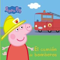 Juguetes y cuentos de Peppa Pig | El camión de bomberos | De 0 a 3 años | 16 páginas