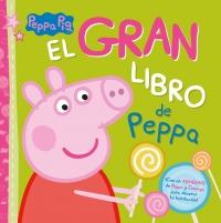 Juguetes y cuentos de Peppa Pig | El gran libro de Peppa | A partir de 4 años | 24 páginas