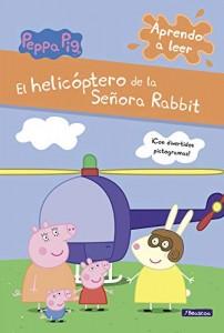 Juguetes y cuentos de Peppa Pig | El helicóptero de la Señora Rabbit | A partir de 4 años | 36 páginas