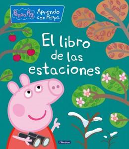 Juguetes y cuentos de Peppa Pig | El libro de las estaciones | A partir de 4 años | 32 páginas