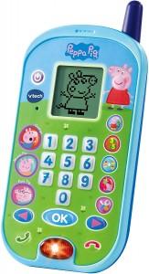 Juguetes y cuentos de Peppa Pig | El teléfono de Peppa Pig | A partir de 2 años