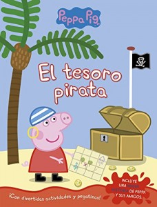 Juguetes y cuentos de Peppa Pig | El tesoro pirata | A partir de 4 años | 24 páginas