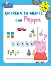 Juguetes y cuentos de Peppa Pig | Entrena tu mente con Peppa. 3 años | A partir de 3 años | 48 páginas