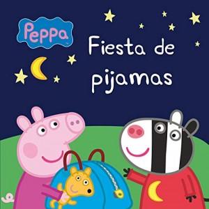 Juguetes y cuentos de Peppa Pig | Fiesta de pijamas | A partir de 4 años | 24 páginas