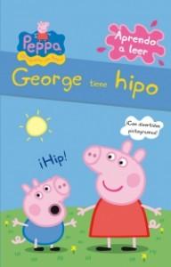 Juguetes y cuentos de Peppa Pig | George tiene hipo | A partir de 4 años | 36 páginas
