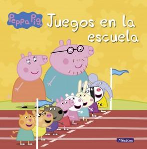 Juguetes y cuentos de Peppa Pig | Juegos en la escuela | A partir de 4 años | 24 páginas