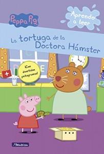 Juguetes y cuentos de Peppa Pig | La tortuga de la Doctora Hámster | A partir de 4 años | 36 páginas