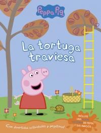Juguetes y cuentos de Peppa Pig | La tortuga traviesa | A partir de 4 años | 24 páginas