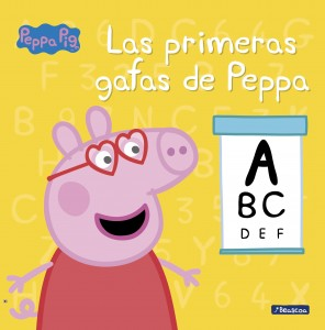 Juguetes y cuentos de Peppa Pig | Las primeras gafas de Peppa | A partir de 4 años | 24 páginas