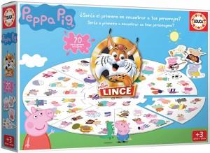 Juguetes y cuentos de Peppa Pig | Lince de Peppa Pig | A partir de 3 años