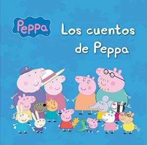 Juguetes y cuentos de Peppa Pig | Los cuentos de Peppa | A partir de 4 años | 120 páginas