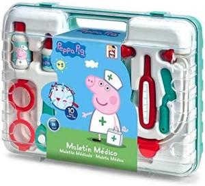 Juguetes y cuentos de Peppa Pig | Maletín médico de juguete | A partir de 3 años