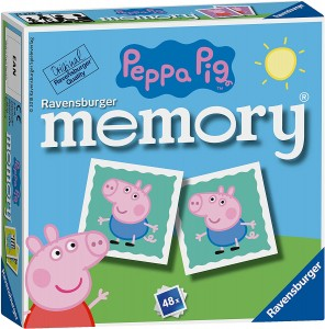 Juguetes y cuentos de Peppa Pig | Mini memory de Peppa Pig | A partir de 3 años