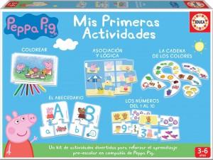 Juguetes y cuentos de Peppa Pig | Mis primeras actividades Peppa Pig | De 3 a 6 años