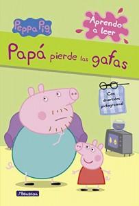 Juguetes y cuentos de Peppa Pig | Papá pierde las gafas | A partir de 4 años | 72 páginas