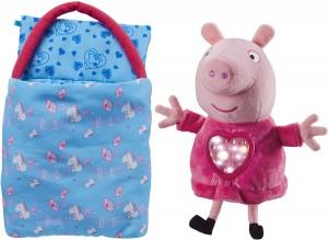 Juguetes y cuentos de Peppa Pig | Peluche fiesta de pijamas | A partir de 2 años