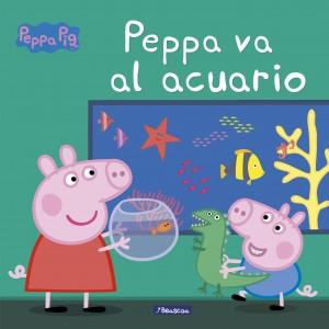 Juguetes y cuentos de Peppa Pig | Peppa va al acuario | A partir de 4 años | 24 páginas
