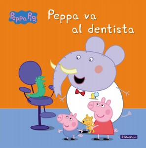 Juguetes y cuentos de Peppa Pig | Peppa va al dentista | A partir de 4 años | 24 páginas