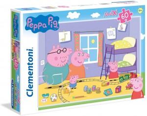 Juguetes y cuentos de Peppa Pig | Puzzle maxi de 60 piezas | A partir de 4 años