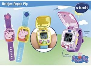 Juguetes y cuentos de Peppa Pig | Reloj Peppa Pig | De 3 a 6 años